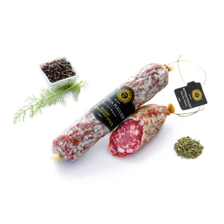 sweet countryside salami